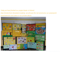 Etwinning project/Easter posters from Poland