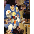 Etwinning project/open sandwiches