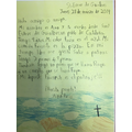 Letter from Spain