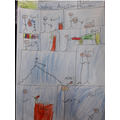 Etwinning project/book cover of my favourite story