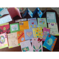 Easter cards from Romania and Poland