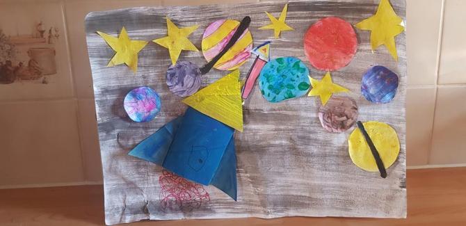 Lara's creative space project