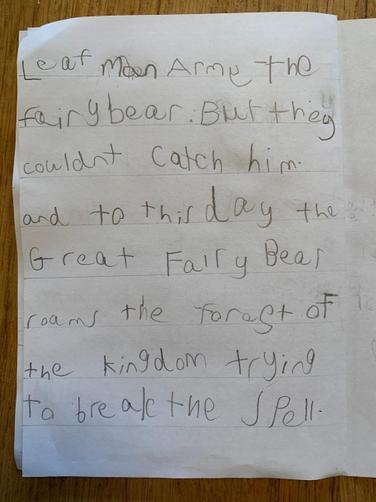 amazing story 5