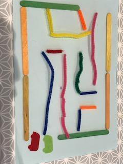 Elliot's maze!