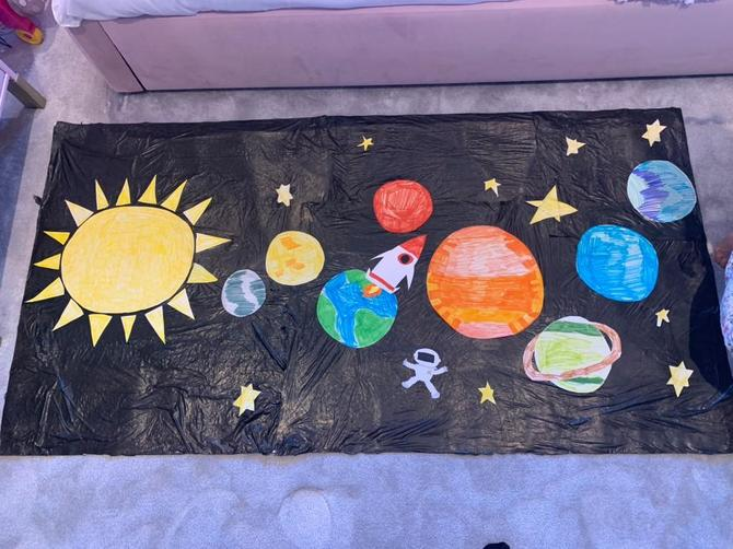 Fantastic space project!