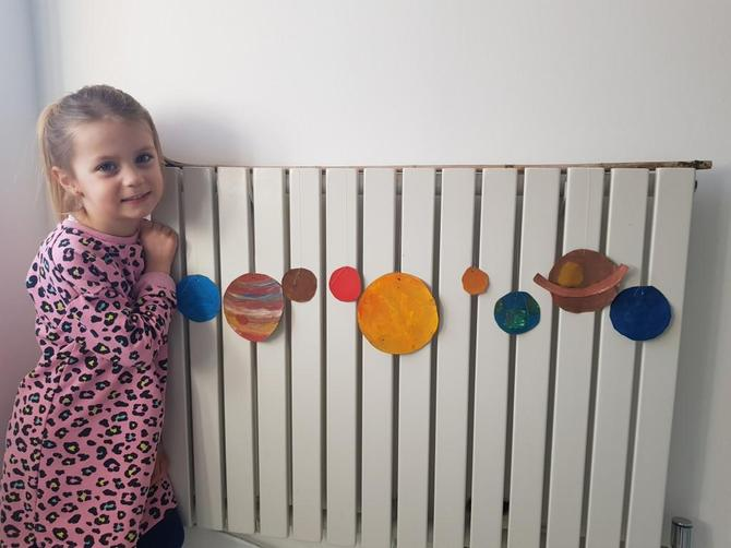 Ava's excellent planets