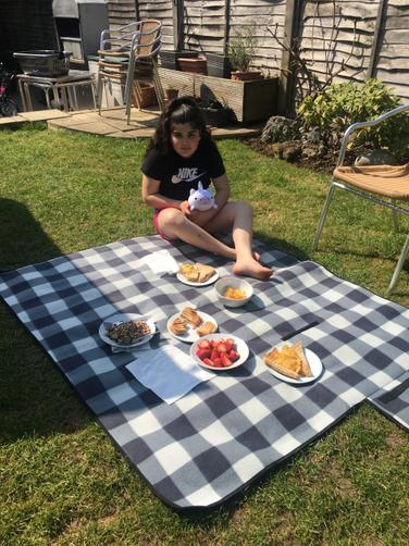 An Easter break picnic!