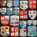 Our personal coats of arms