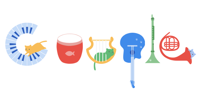 Eva S's Google Doodle!