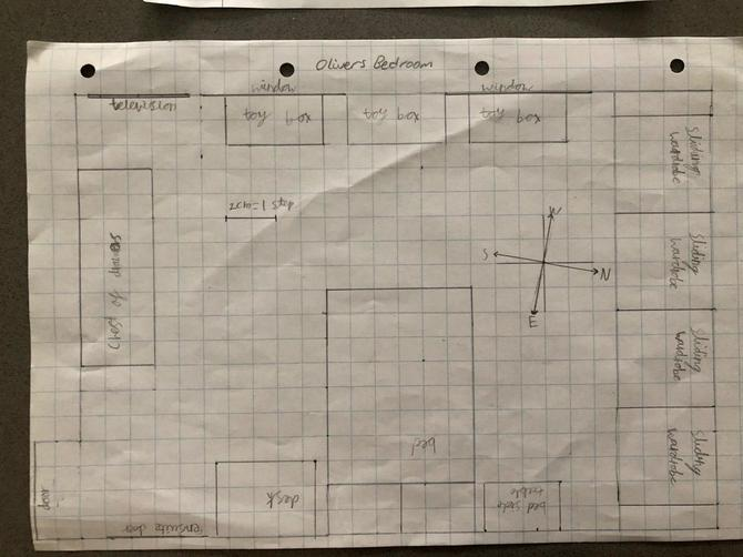 Oliver B's map!