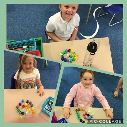 Making spirals in maths
