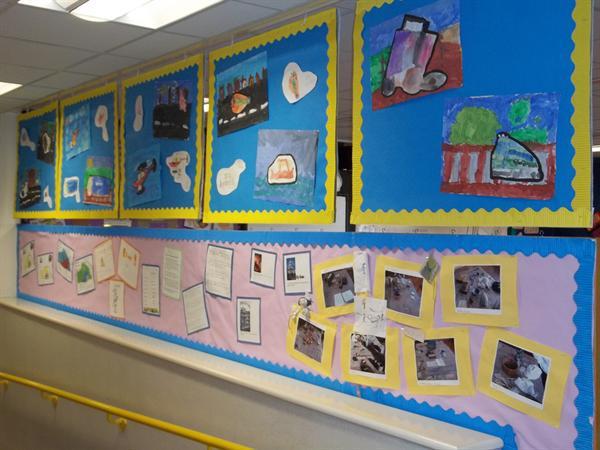 Corridor in infants