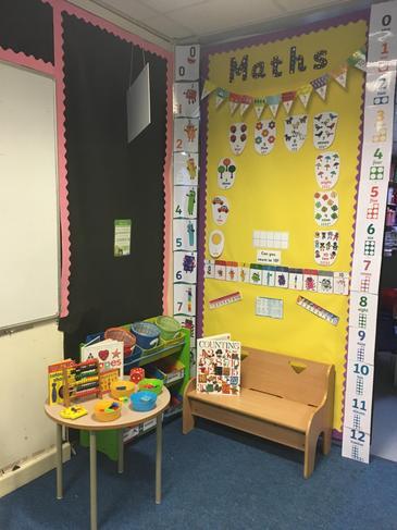 Our mathematics area