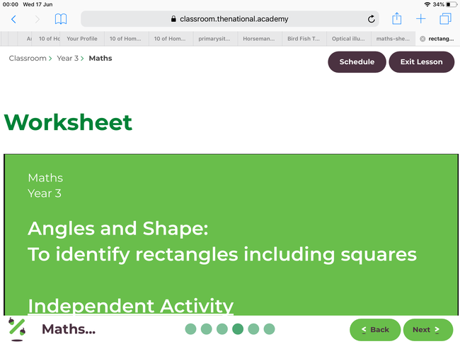 Click on dot 4 for follow up w/sheet Qs