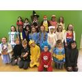 Fabulous costumes in Class 5