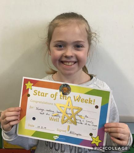 Our Star on Red Nose Day!