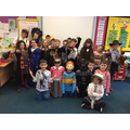 Is that Horrid Henry I see hiding in Class 3?