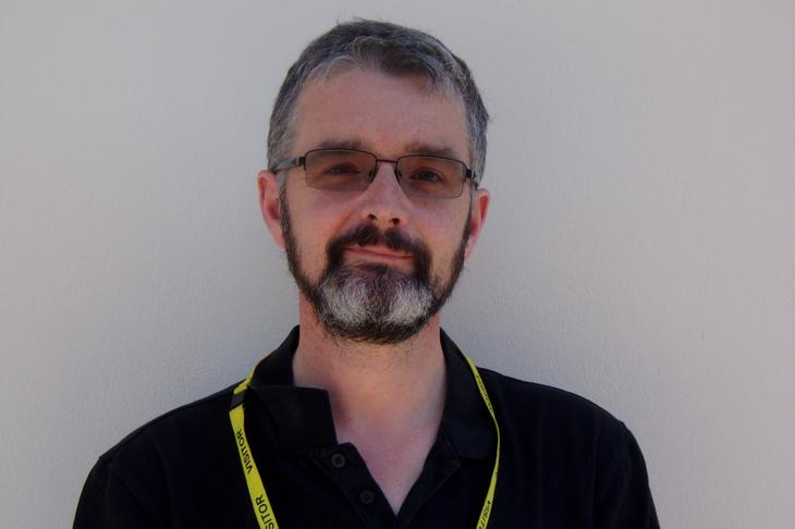 Steve Woodley
