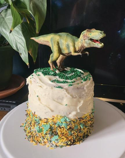 Miss Niblett's Jurassic Surprise