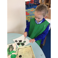 ggg...green colour mixing