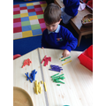 Sorting wiggly worms!