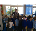Who is the tallest in Woodpecker class?