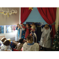 Our own Nativity in the classroom