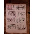Six on Ten Grids