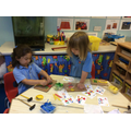 Fine motor skills makes hands strong for writing