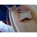 ...yummy sandwiches!