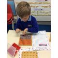 Peg board patterns