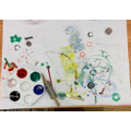 Painting with different objects!