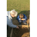 Being archaeologists