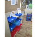 Nursery main room