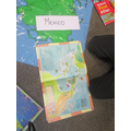 Uses atlases and maps.