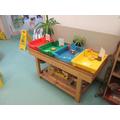 Nursery area