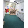 Nursery block area
