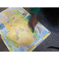Use atlases to find out about countries.