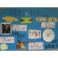 A home project about Jamaica.