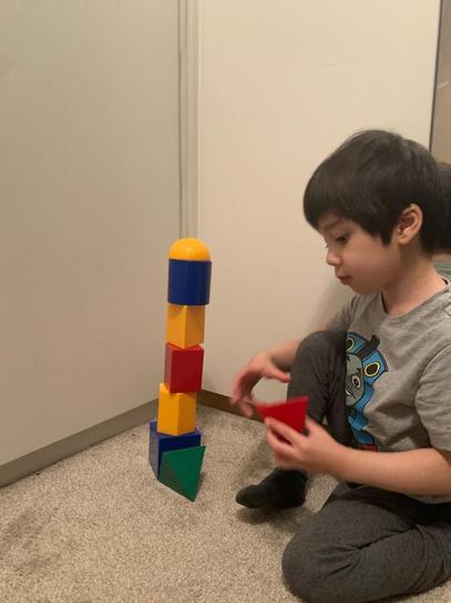 C exploring 3D shapes