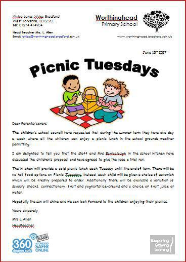 Picnic Tuesdays