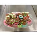 Toad Hall Nursery cakes - Yummy!