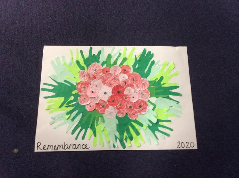 Class 1 Poppy Wreath