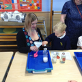 Sharing experiments with our parents