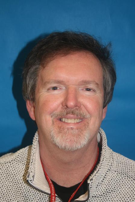 Graham Sprake - Site Manager