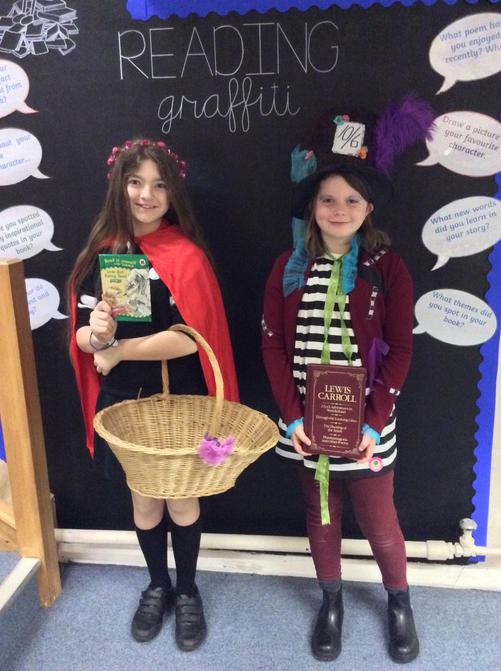 Red Riding Hood and the Hatter