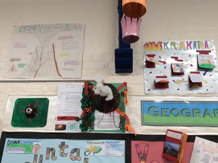 We had a choice of four famous eruptions