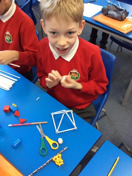 Success at a Square Based Pyramid