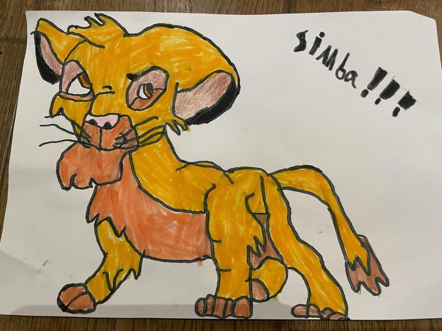 Simba by Grayson