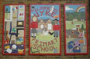Our school mosaic